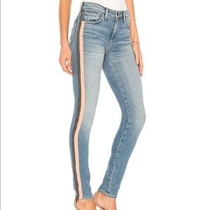 "FreePeople Sandrine Rose ""Hyde In Bywater"" skinny"